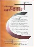 Revista «Glándula Tiroides y Paratiroides»